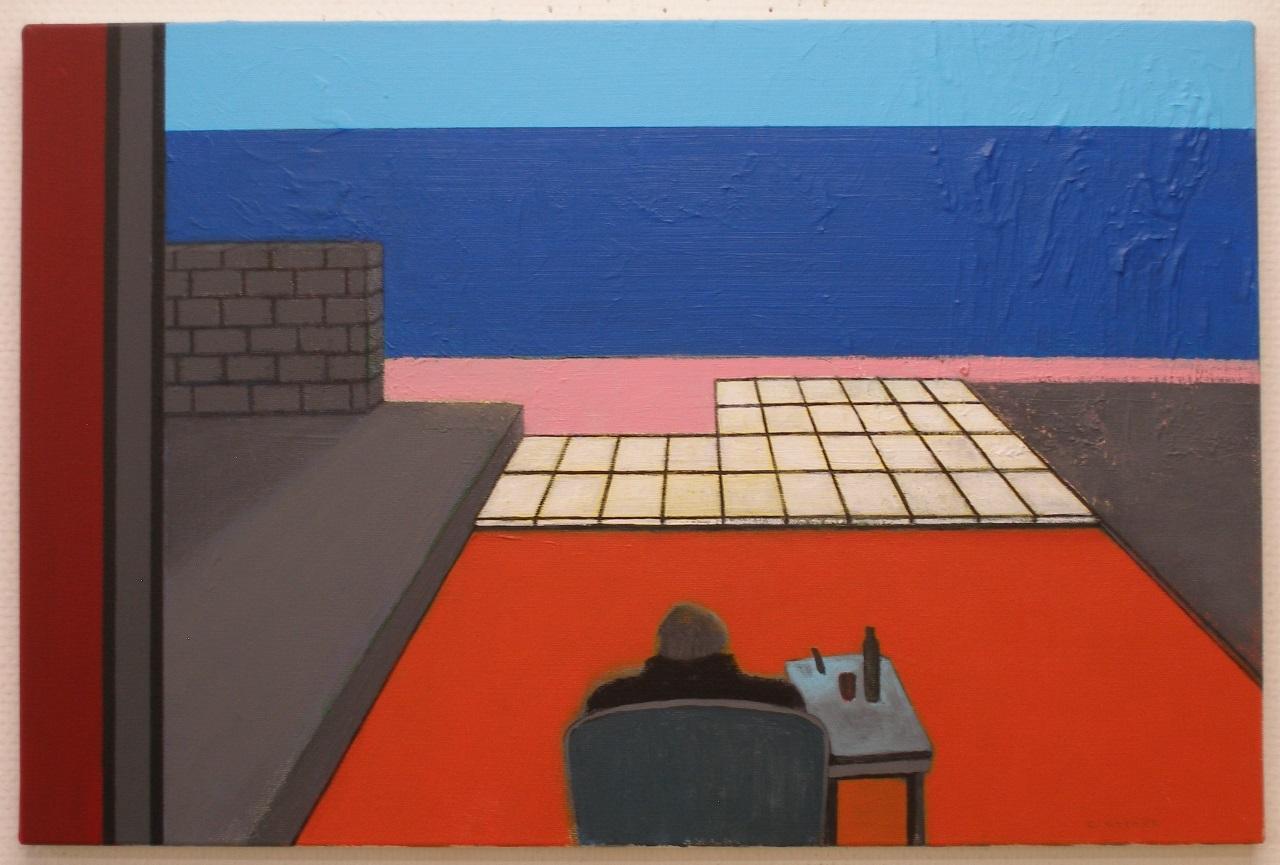 Days, acrylics on canvas, 40x60cm